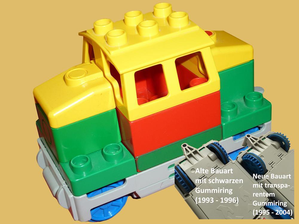 Lego Duplo Eisenbahn Codestein für 10875 10874 NEU Modell 2018
